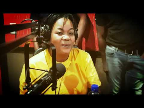 KHOMBO SHIRIMANI INTERVIEW AND BEHIND THE SCENE AT GCRFM