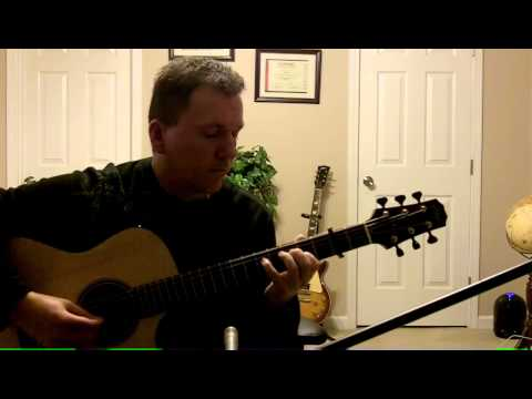 The Wind And The Wheat - Phil Keaggy cover