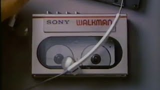 Sony Vintage Commercials   Walkman   1983