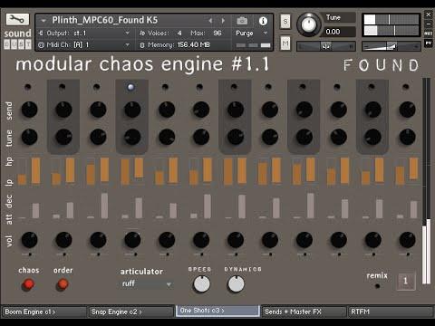 Modular Chaos Engine #1.1 Found update