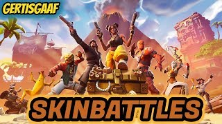 🔴[GIG CLAN]🔴 FORTNITE SKINBATTLES!!! [1100+ wins] [Use Code GIG_GERTISGAAF]🔴Live Fortnite NL🔴