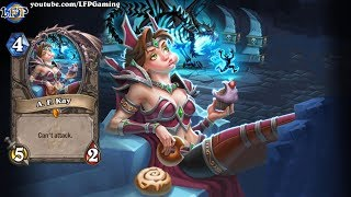 Hearthstone: A.F. Kay card sounds in 14 languages -Knights of the Frozen Throne