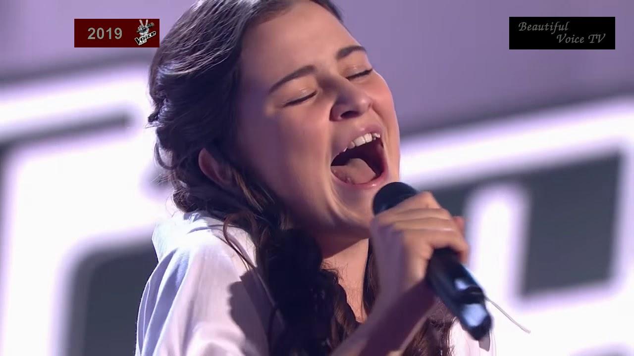 Maria. 'Плакала'. The Voice Kids Russia 2019. - YouTube