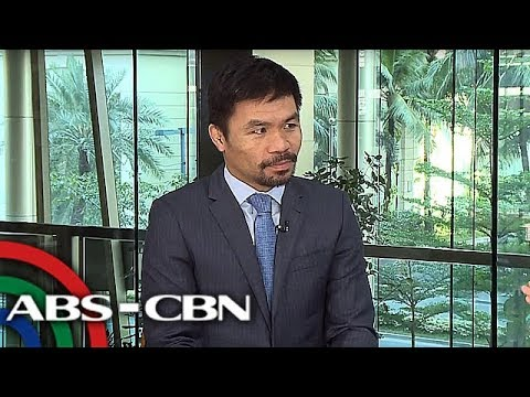 Headstart: 'May knowledge na 'yun' - Why Pacquiao backs lowering age of criminal responsibility