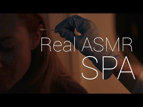 ✨ ASMR Spa Treatments w/ Whisperlodge & Me ✨