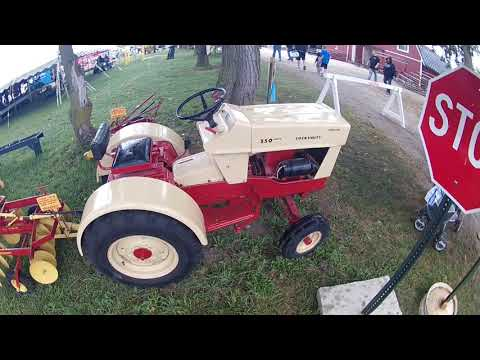 S.C.R.A.P. Tractor Show 2019