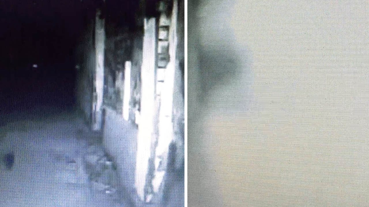 Mysterious Mist Caught On CCTV in Haunted Pub