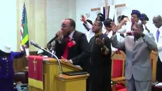 Gospel Light Church Holy Convocation 2014 Invocation | Minister Kenyatta McLeish