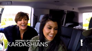 KUWTK | Kris Jenner Gets Tipsy After Wine Tasting | E!