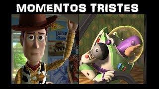 7 Моментос Тристес власна Історія іграшок