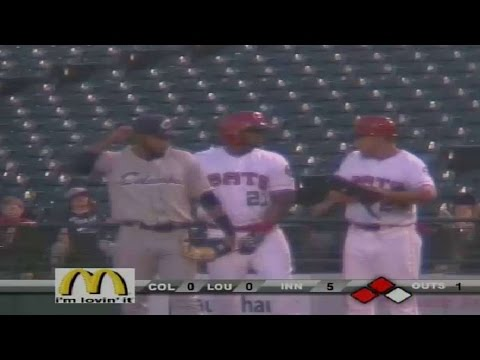 Terdoslavich singles home a run from YouTube · Duration:  29 seconds