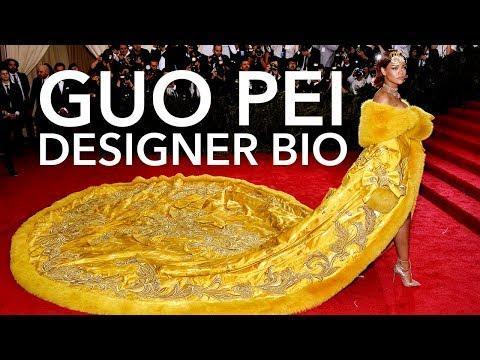 Guo Pei: Designer Biography