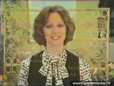 Homemakers  Shelly Long Commercial, 1980