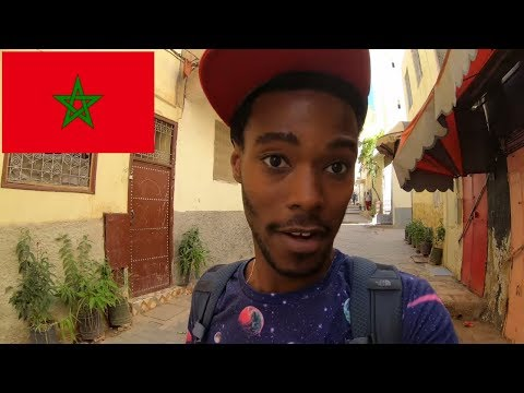 Exploring Fes Morocco using Google Maps out here!