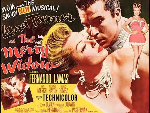 The Merry Widow 1952) Trailer