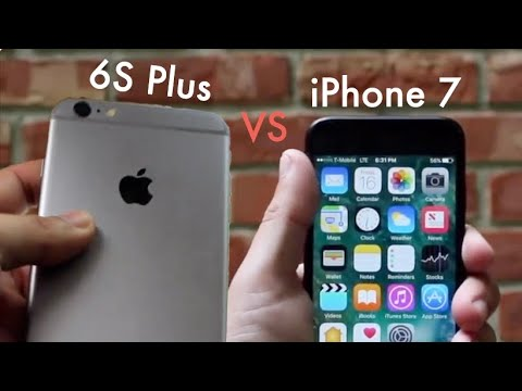 on sale 78a88 d8967 iPHONE 6S PLUS Vs iPHONE 7 In 2018! (Comparison) (Review)