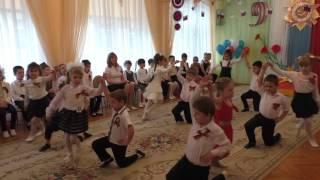 Ритмопластика - Танец салют победы