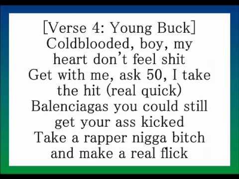 G Unit - Real Quick (Lyrics)