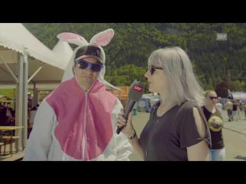 Greenfield 2017: Rocker und Hitze – passt das?