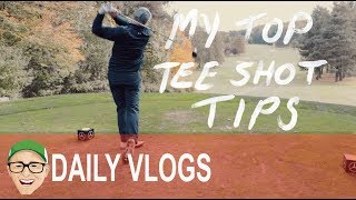 MY BEST TEE SHOT TIPS thumbnail