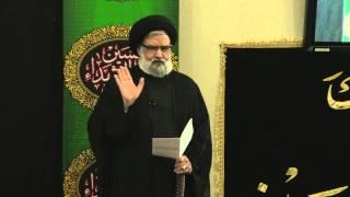 Muslims:Blaming Everyone but Themselves; Murder under Islamic Pretext  - Maulana Syed Muhammad Rizvi