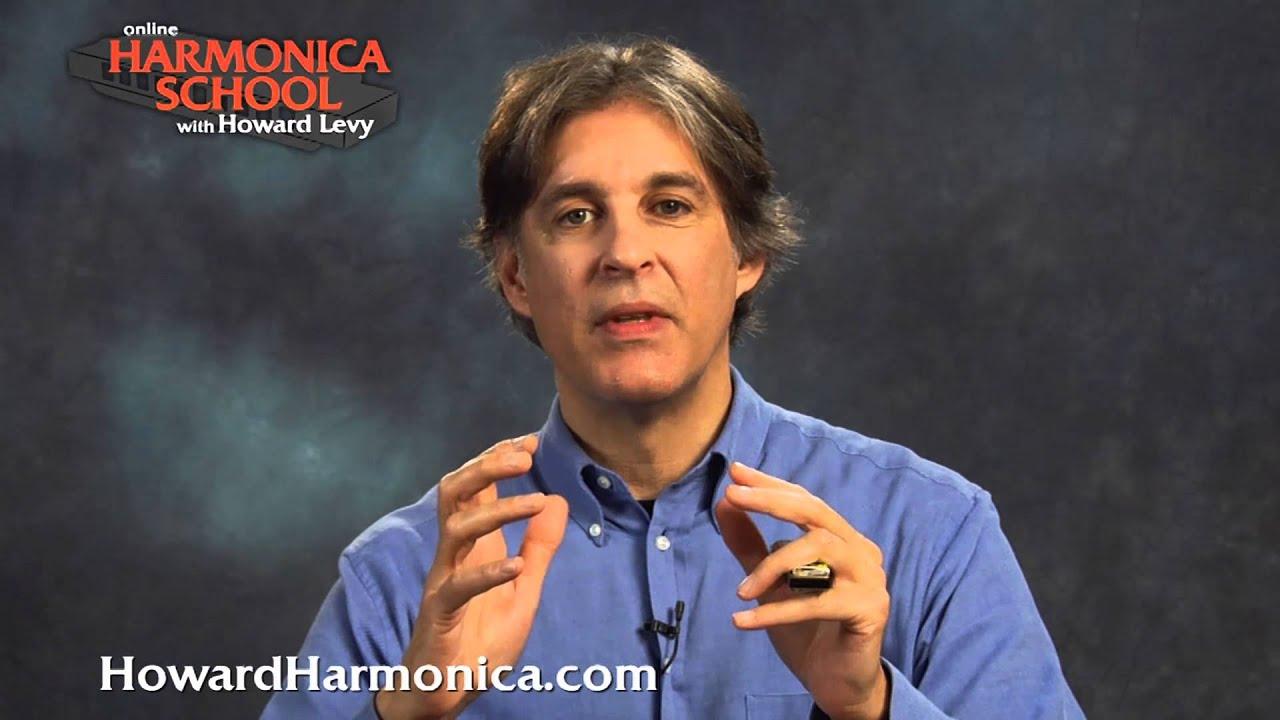 Harmonica Artist Howard Levy – Levyland » Reviews