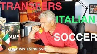 Serie A transfer news. The big spenders $$$