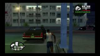 Grand Theft Auto: San Andreas - Unlock Everything Instantly