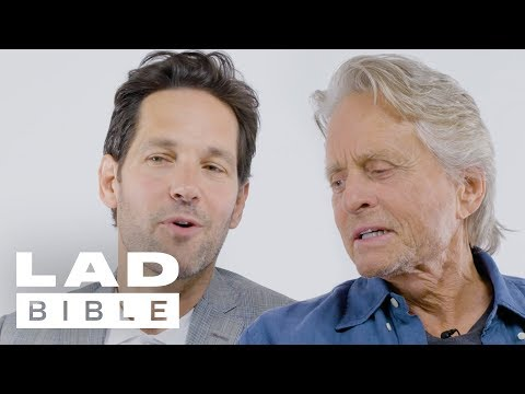 Ant-Man And The Wasp's Paul Rudd Talks About Exposing Himself To Michael Douglas