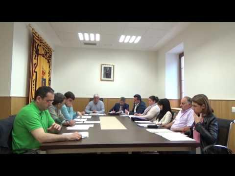 Pleno 26 mayo 2016 Ampuero