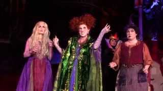 FULL Show Hocus Pocus Villain Spelltacular at Mickey