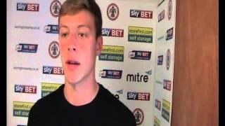 27-05-15 Tom Davies signing