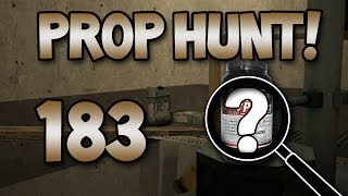 Exploded Into Servers! (Prop Hunt! #183)