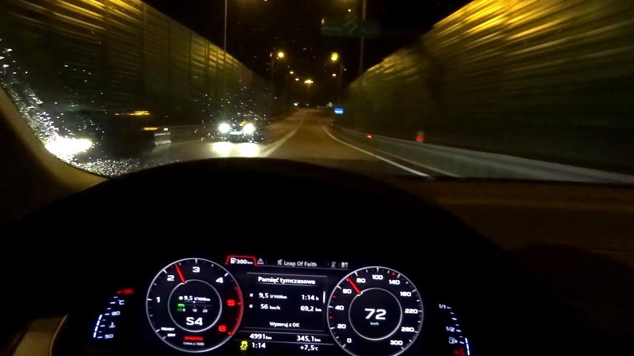 2015 2016 Audi Q7 3.0 TDI (272hp) Quattro Test Drive Fuel ...