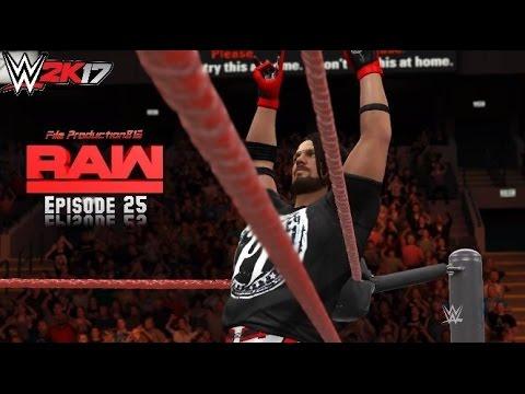 WWE 2K17 Monday Night Raw Story Mode Episode 25