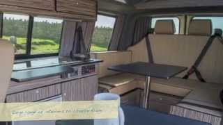 Certified And Tested Solace Campervan Conversion