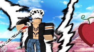 Steve's One Piece l Ope Ope No Mi Showcase l Roblox