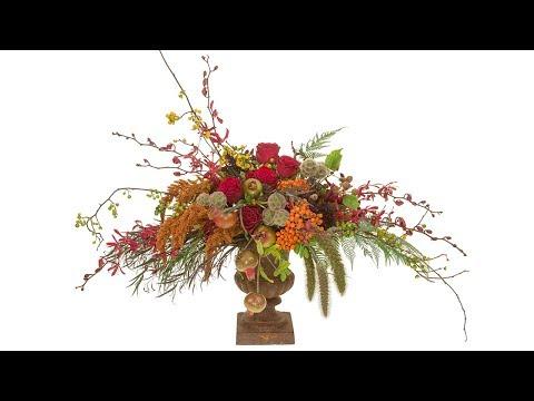 Classic Flemish Floral Design