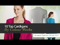 10 Top Cardigans By Colour Works Amazon Fashion, Winter 2017