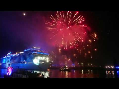 Msc Seaview Buffet 2019 Youtube