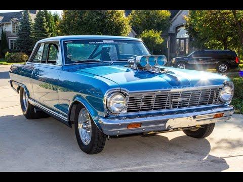 1965 Chevrolet Nova Pro Street Rick Dobbertin For Sale