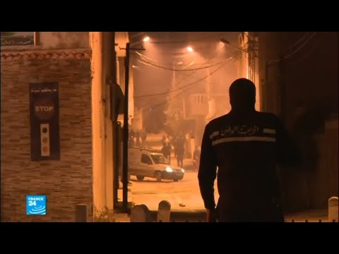 مواجهات ليلية في حي التضامن بتونس  - نشر قبل 2 ساعة