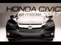 NEW Honda Civic - all model