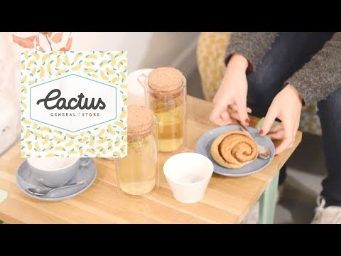 CACTUS GENERAL STORE // Coffee-shop et concept-store vegan ☕️ Bordeaux