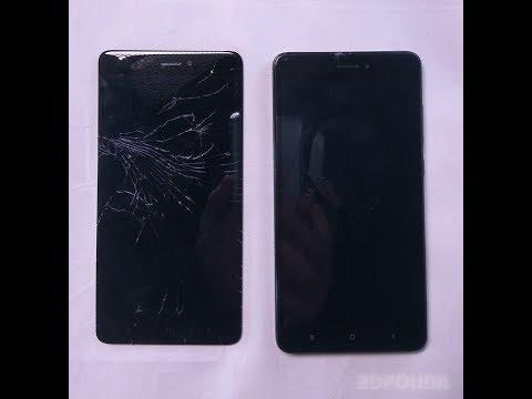 Убираем трещины и сколы на телефоне китайским чудо-средством.