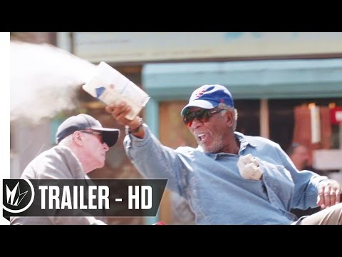 Going In Style Official Trailer #1 (2017) Morgan Freeman, Christopher Lloyd -- Regal Cinemas [HD]