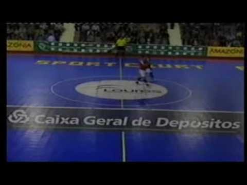 Futsal :: 25J :: Sporting - 2 x Freixieiro - 2 de 2007/2008