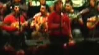 Gesabel con la parranda Chedey - Encuentro de Solistas Guamasa 2007.