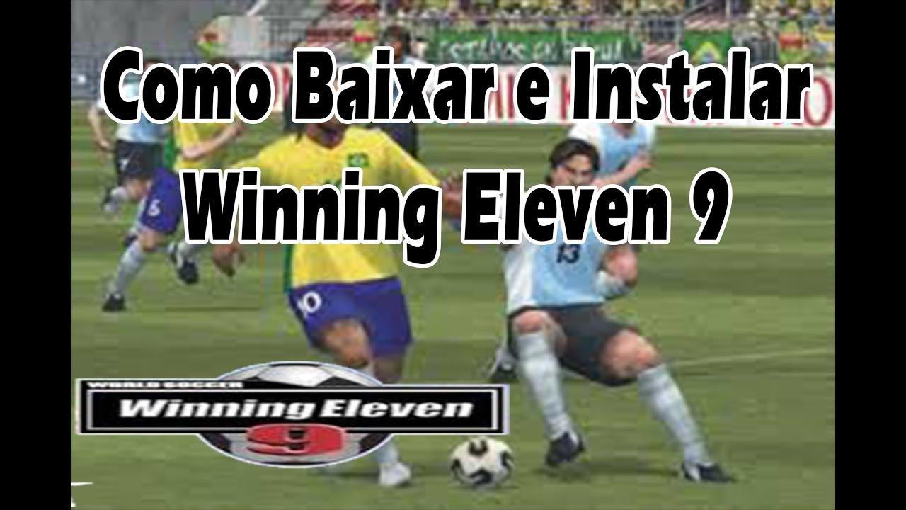 PC BAIXAR ATUALIZAO TRADUO 9 WINNING ELEVEN