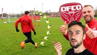 IL MET LE COUP FRANC PARFAIT !!! (CHALLENGE CONFO DFCO)
